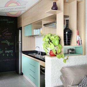 Кухня маленькая №12