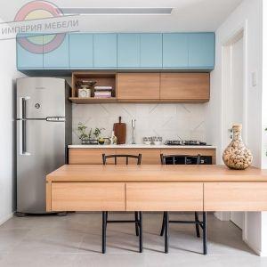 Кухня без ручек №2