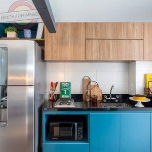 Кухня маленькая №1