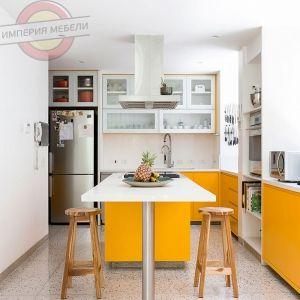 Кухня малогабаритная №6