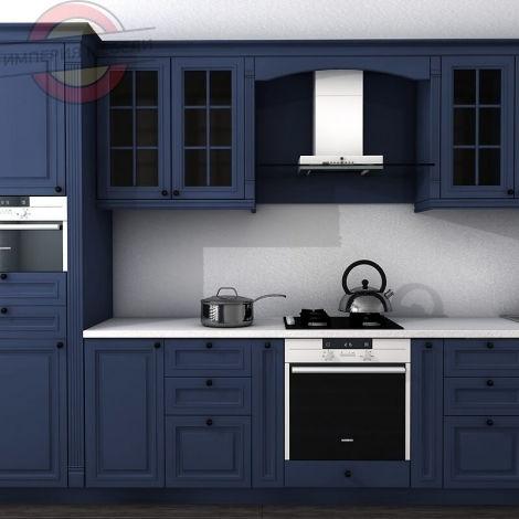 Кухня из массива №6