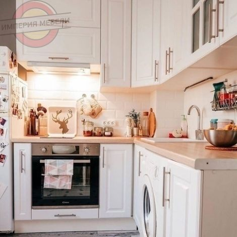 Кухня маленькая №3