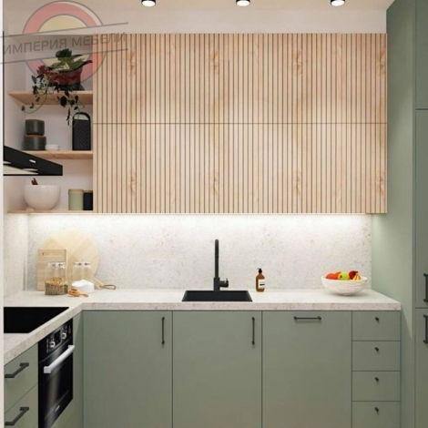 Кухня маленькая МДФ