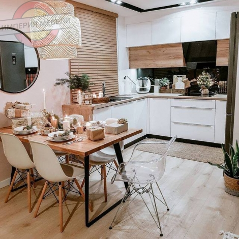 Кухня угловая недорого №2