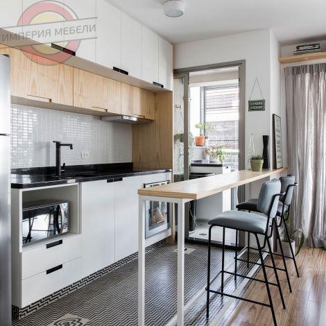 Кухня маленькая №5
