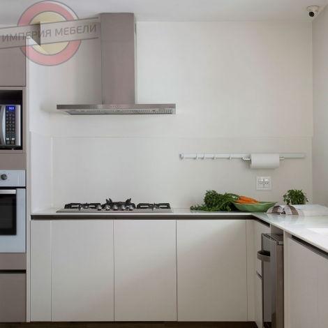 Кухня малогабаритная угловая №10
